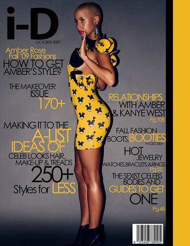 Amber rose magazine