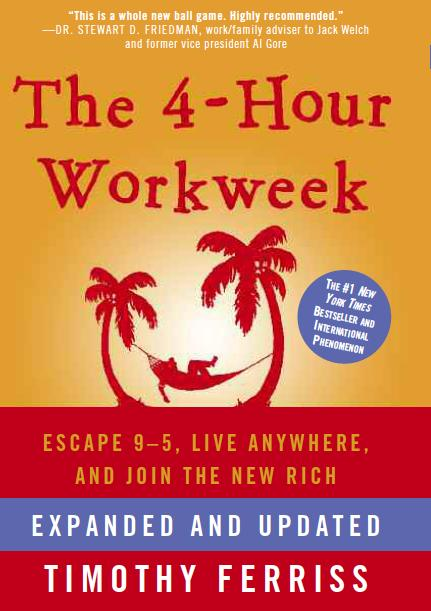 Four Hour Work Week- Tim Ferriss