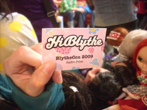 BLYTHE 7077