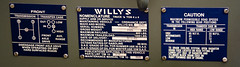 CD195 Willys Jeep (listentoreason) Tags: color green history canon airport jeep military wwii engineering airshow event worldwarii willys militaryhistory militaryvehicle civilengineering ef28135mmf3556isusm score25 willysjeep n87 groundforces militarytheater willysmb trentonrobbinsvilleairport