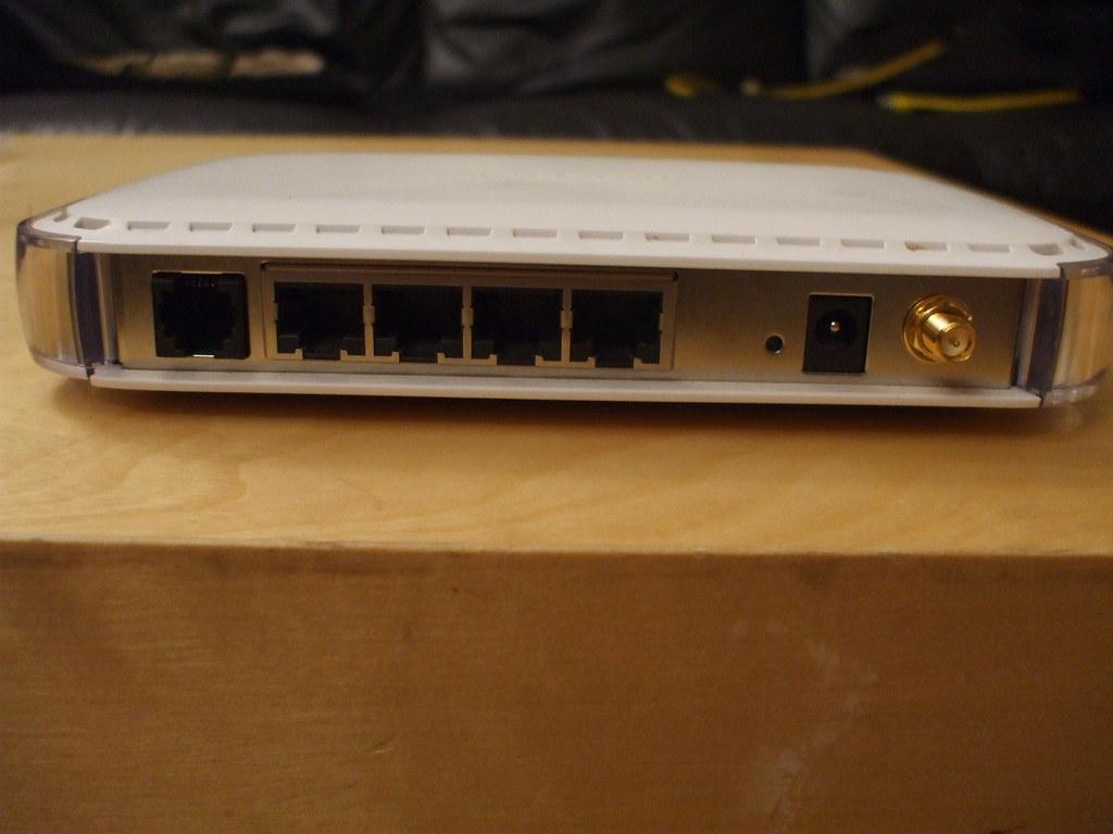 Netgear 108Mbps Router & USB Wi-FI Adaptor