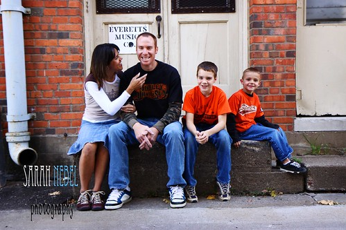 . nate, tenille, ryan and reed .