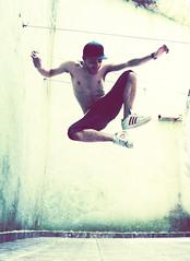 # Jump (Carlos Fachini ™) Tags: playing color brasil photoshop flying jump pessoa sony imagens photograph fotografia mem w130