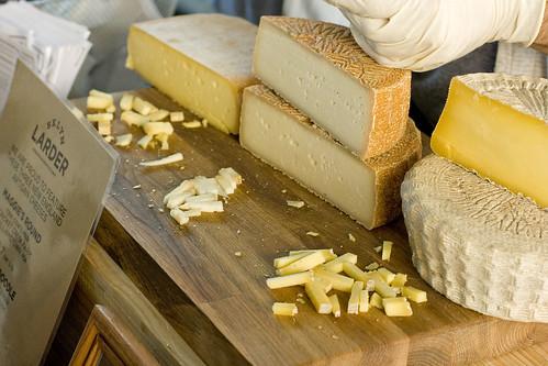 Bklyn Larder cheeses