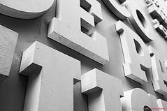 L e t t e r s (DAMIR HUREMOVIC | PHOTOGRAPHY) Tags: blackwhite nikon letters tokina letter 1224 d300 slova blackwhitephotos