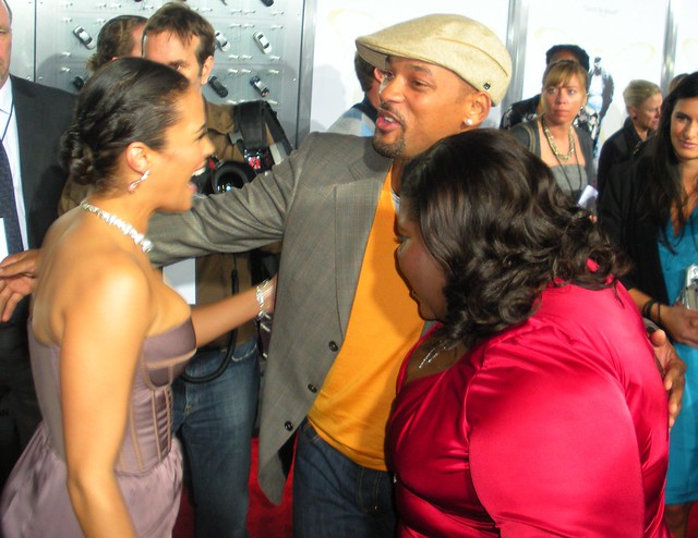 "Paula Patton, Will Smith, Gabby Sidibe, ""Precious"" Premiere Grumman's Chinese Theatre"