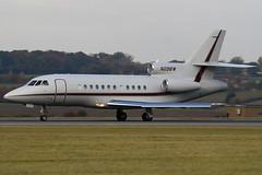 N298W - 45 - Private - Dassault Falcon 900 - Luton - 091029 - Steven Gray - IMG_3169