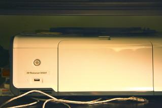 December 2009 album printer