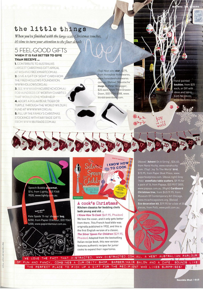 Inside Out CHRISTMAS 09 ISSUE