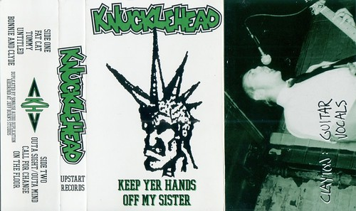 Knucklehead - Keep Yer Hands Off My Sister