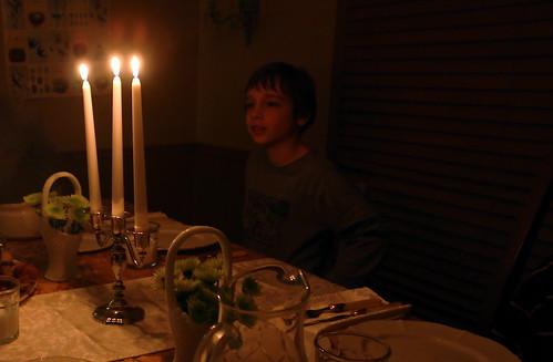 """Fancy Dinner"""