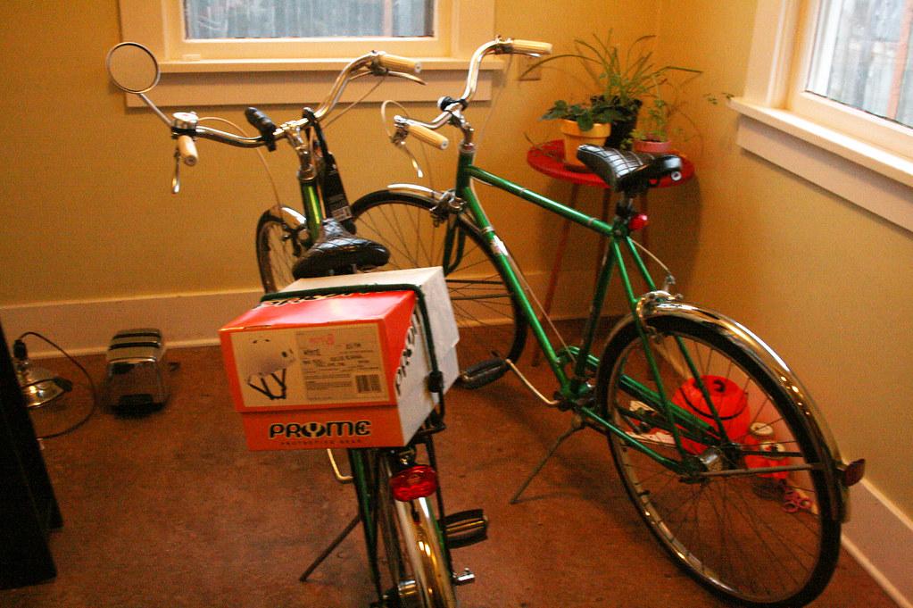 New Bikes!