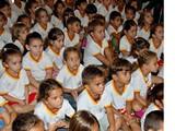 Entrega de Fardas - Escola Municipal Santo Antonio - Itapetim PE - CAPA by portaljp
