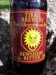 Tirril, Bewshers Bitter, England