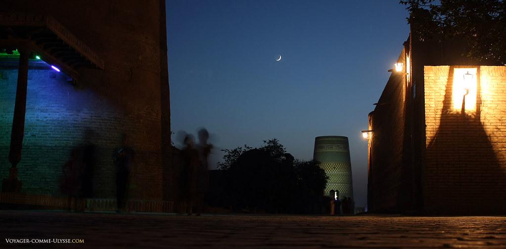 Khiva de nuit