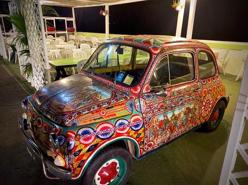 carro siciliano