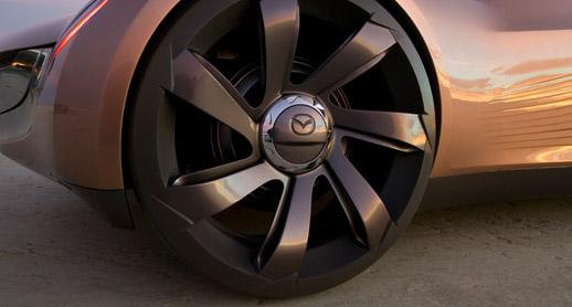 Mazda Nagare Grand Touring trim