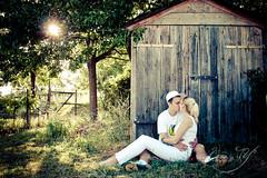 Sun Kissed (Pink Pixel Photography (f.k.a. Sunny)) Tags: couple paar loveis liebeist outdoorshooting sigma1770mm canoneos400d isowishiwasaproandcoulddocoupleshotstilltheendofmydayssigh wouldfavethisathousandtimesificould youshouldsellthatasaposter kamiladominik aaaaarghicannotdecideforatitle youwillbeaprooneday