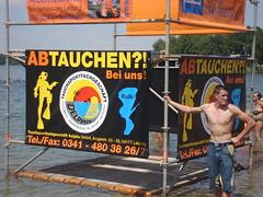 DSC04415 (redteufel2003) Tags: shirtless tattoo triathlon