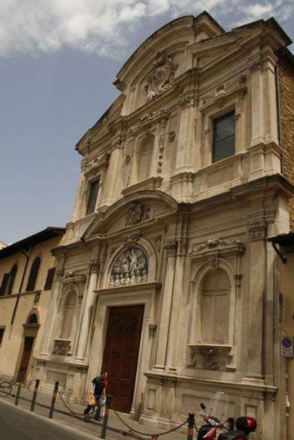 Chiesa di Ognissanti, Firene