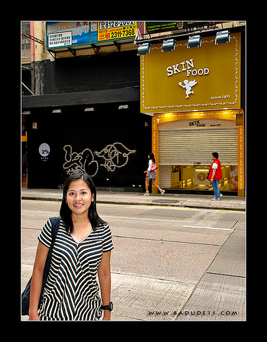 Skin Food in Hong Kong