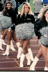 ANA MARIE CARRASCO (godofwar 021) Tags: los cheerleaders angeles raiders