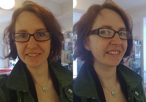 Help me pick my new glasses. These are No 9.