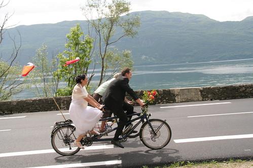 Notre mariage / Nuestra boda
