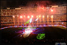 Focs artificials a la celebració del triplet del Barça al Camp Nou 2009 (Hara Amorós) Tags: barcelona roma sport club football fiesta fireworks soccer explore catalunya fans futbol festa triplet campnou barça fcbarcelona 2009 copa champions celebración campeones fcb campions focs artificials blaugrana aficion lliga triplete 20082009 tricampions