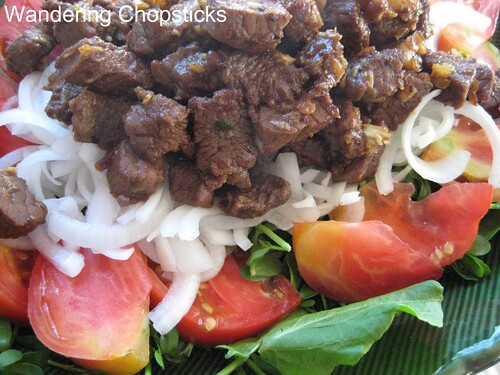 Bo Luc Lac (Vietnamese Shaking Beef) 6