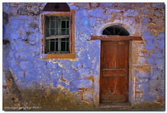 Textures of real life (tolis*) Tags: life old blue summer texture canon island decay greece walls scars vessa eos50d tolis   flioukas