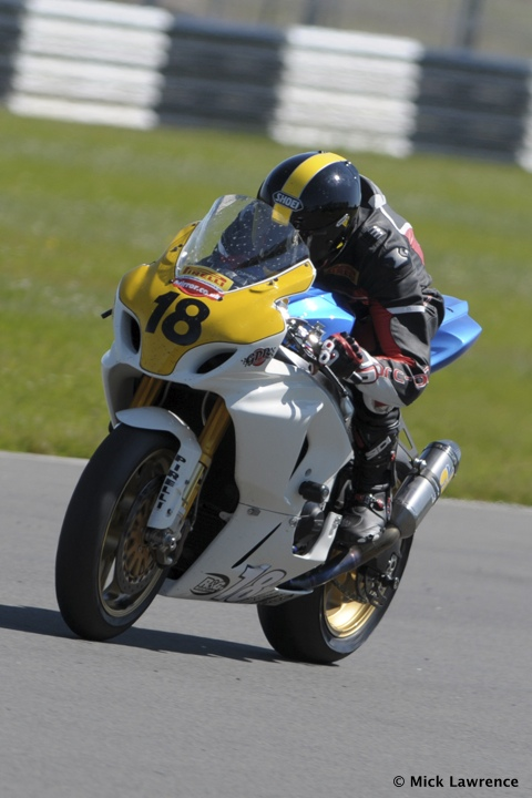2009 Donington Park, UK - Race