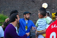 Salaam/Peace (contactmcr) Tags: people men youth manchester theatre muslim young contact ahmed riz salaam contactmcr