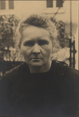 Marie Sklodowska Curie (1867-1934) via vanderkroew on Flickr