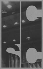 cultur-sculptor (Mihail Mihaylov) Tags: new city music white black art strange beauty monster modern work project dark underground poster fun typography idea design graphicdesign concert graphic swiss creative shapes free style super best minimal bulgaria cover wise font type pro series minimalism typo ideas autor printed development minimalist autors branding serif artdirection capitals typedesign musiclabel fontsinuse internationaltypographicstyle fontsinusehelvetica mihata typeform fontsinusehelveticabold
