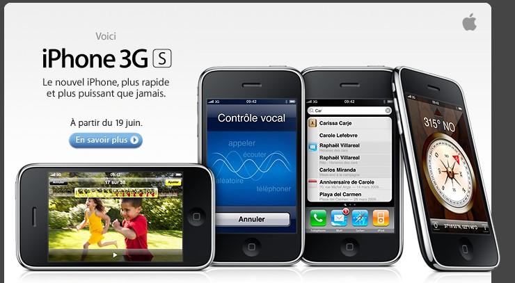 iphone 3 G S