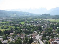 a view from the Salzburg Castle (Hazboy) Tags: salzburg austria oostenrijk europa europe ausztria autriche austrian sterrike sterrike salzburgo rakousko   hohensalzburgcastle hazboy hazboy1 hazboyeuro lautriche