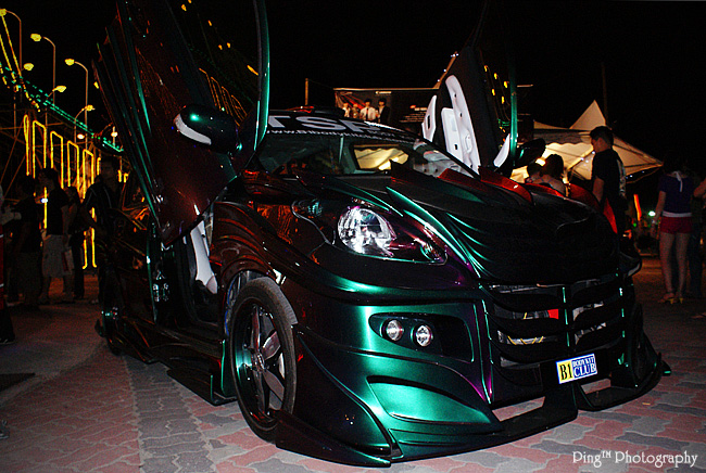 Purple Myvi 2