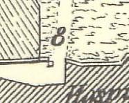 Puerta de la Misericordia - 1851