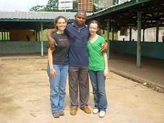 Johanna and Me with Eric Dongmo