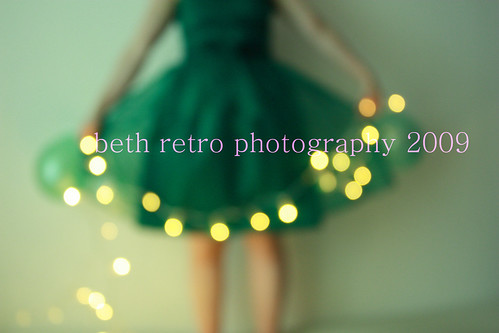 green party / beth retro