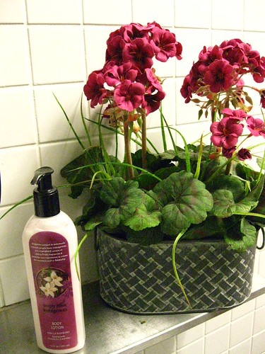 public restroom hospitality