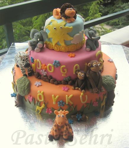 jungle cake-2