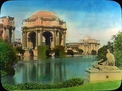 Palace of Fine Arts-San Francisco, California (OSU Special Collections & Archives : Commons) Tags: sanfrancisco california architecture pond dome palaceoffinearts flickrhome takeatrip osuarchives shastasunsetroutes commons:event=commonground2009 dc:identifier=archives3024