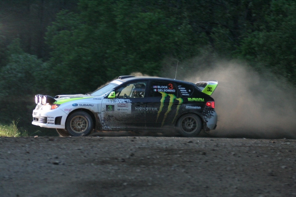Ken Block - Camp Brûlé 2