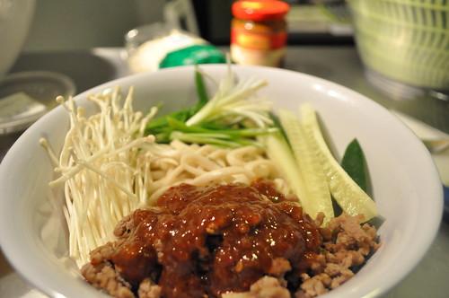 担担面Spicy Dan Dan Mian Recipe