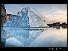 mirage (Romain sauze...come back ..) Tags: sunset paris france water french soleil nikon eau flickr place louvre musée reflet mirage fontaine pyramide hdr couleur egypte 1755 d300 themoulinrouge supershot abigfave platinumphoto theunforgettablepictures romainsauze