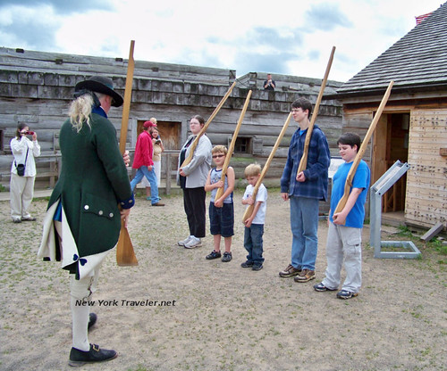 Musket Drill 1