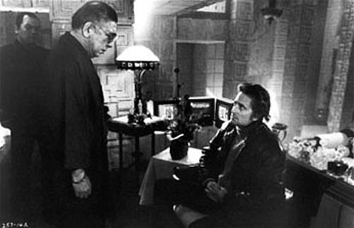 Ennis House in the film Black Rain