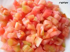 tomate en dados